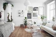 Фото 28 Советы дизайнеров: как спланировать зонирование и интерьер спальни-гостиной на 17 кв. м