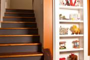 Фото 20 П-образная лестница на второй этаж: виды конструкций и особенности выбора материалов