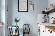Фото 4 Нюансы выбора прямой кухни 4 метра: обзор вариантов и советы дизайнеров