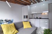 Фото 5 Нюансы выбора прямой кухни 4 метра: обзор вариантов и советы дизайнеров