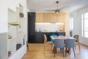 Фото 1 Нюансы выбора прямой кухни 4 метра: обзор вариантов и советы дизайнеров