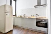 Фото 10 Нюансы выбора прямой кухни 4 метра: обзор вариантов и советы дизайнеров