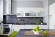 Фото 21 Нюансы выбора прямой кухни 4 метра: обзор вариантов и советы дизайнеров
