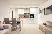 Фото 22 Нюансы выбора прямой кухни 4 метра: обзор вариантов и советы дизайнеров