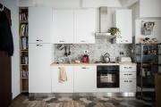 Фото 23 Нюансы выбора прямой кухни 4 метра: обзор вариантов и советы дизайнеров