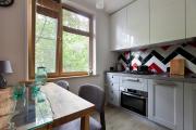 Фото 2 Нюансы выбора прямой кухни 4 метра: обзор вариантов и советы дизайнеров