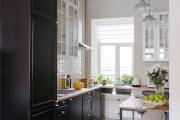 Фото 29 Нюансы выбора прямой кухни 4 метра: обзор вариантов и советы дизайнеров