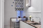 Фото 30 Нюансы выбора прямой кухни 4 метра: обзор вариантов и советы дизайнеров