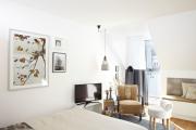 Фото 21 От дизайн-проекта к подбору аксессуаров: cоздаем дизайн  спальни площадью 14 кв. м