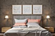Фото 23 От дизайн-проекта к подбору аксессуаров: cоздаем дизайн  спальни площадью 14 кв. м