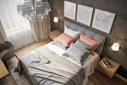 Фото 14 От дизайн-проекта к подбору аксессуаров: cоздаем дизайн  спальни площадью 14 кв. м