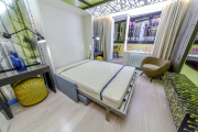 Фото 24 От дизайн-проекта к подбору аксессуаров: cоздаем дизайн  спальни площадью 14 кв. м