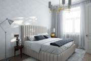 Фото 25 От дизайн-проекта к подбору аксессуаров: cоздаем дизайн  спальни площадью 14 кв. м