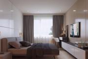 Фото 33 От дизайн-проекта к подбору аксессуаров: cоздаем дизайн  спальни площадью 14 кв. м