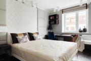 Фото 34 От дизайн-проекта к подбору аксессуаров: cоздаем дизайн  спальни площадью 14 кв. м