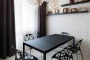 Фото 21 Роскошь венге и мореного дуба: выбираем темную мебель для интерьера