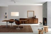 Фото 23 Роскошь венге и мореного дуба: выбираем темную мебель для интерьера