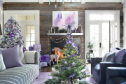 Фото 10 Как украсить комнату на Новый год 2021: 60+ невероятно уютных идей праздничного декора