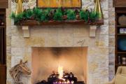 Фото 3 Как украсить комнату на Новый год: 60+ невероятно уютных идей праздничного декора