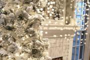 Фото 16 Как украсить комнату на Новый год: 60+ невероятно уютных идей праздничного декора
