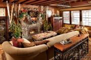 Фото 18 Как украсить комнату на Новый год 2021: 60+ невероятно уютных идей праздничного декора