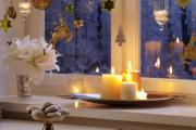 Фото 19 Как украсить комнату на Новый год: 60+ невероятно уютных идей праздничного декора