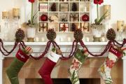 Фото 25 Как украсить комнату на Новый год: 60+ невероятно уютных идей праздничного декора