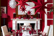 Фото 26 Как украсить комнату на Новый год: 60+ невероятно уютных идей праздничного декора