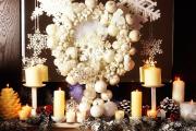 Фото 28 Как украсить комнату на Новый год: 60+ невероятно уютных идей праздничного декора