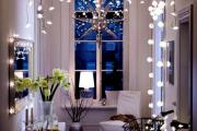 Фото 29 Как украсить комнату на Новый год: 60+ невероятно уютных идей праздничного декора