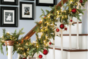 Фото 30 Как украсить комнату на Новый год 2021: 60+ невероятно уютных идей праздничного декора