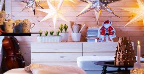 Как украсить комнату на Новый год 2021: 60+ невероятно уютных идей праздничного декора фото