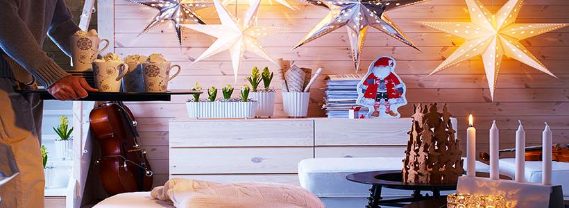 Как украсить комнату на Новый год: 60+ невероятно уютных идей праздничного декора