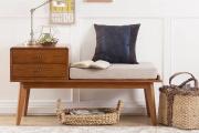 Фото 1 Комфорт с первого шага: как выбрать идеальную банкетку с сиденьем в прихожую?