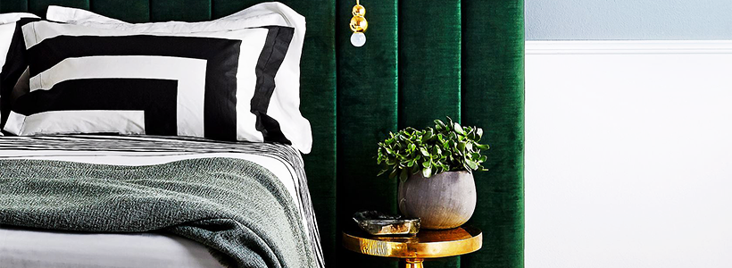 Интерьер бело-зеленой спальни: секреты гармоничных сочетаний и выбор декора