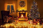 Фото 14 Как украсить окно на Новый год? Подборка идей и простых мастер-классов своими руками
