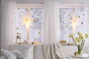 Фото 10 Как украсить окно на Новый год? Подборка идей и простых мастер-классов своими руками