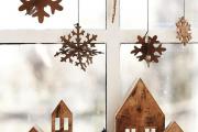 Фото 1 Как украсить окно на Новый год 2021? Подборка идей и простых мастер-классов своими руками