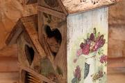 Фото 10 Декупаж чайного домика (85+ фото): простые в исполнении мастер-классы и советы рукодельниц