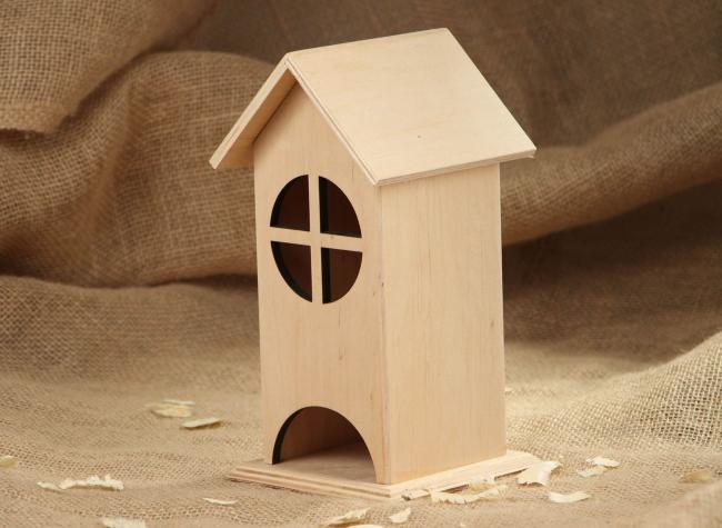 Деревянные заготовки можно приобрести готовые или сделать самому