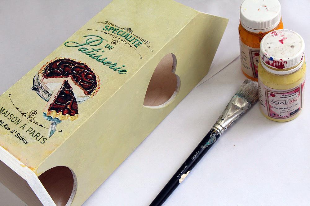 85 лучших идей Декупаж чайного домика (#Мастер-классы)