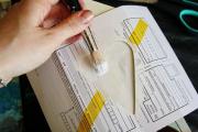 Фото 5 Декупаж чайного домика: простые в исполнении мастер-классы и советы рукодельниц