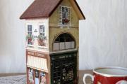 Фото 15 Декупаж чайного домика (85+ фото): простые в исполнении мастер-классы и советы рукодельниц