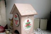 Фото 24 Декупаж чайного домика: простые в исполнении мастер-классы и советы рукодельниц