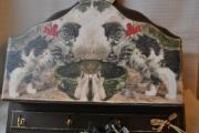 Фото 10 Варианты декупажа ключницы своими руками: 5 пошаговых мастер-классов