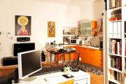 Фото 12 Дизайн студии площадью 30 кв. метров: современные проекты и продуманные планировки