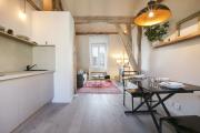 Фото 30 Дизайн студии площадью 30 кв. метров: современные проекты и продуманные планировки