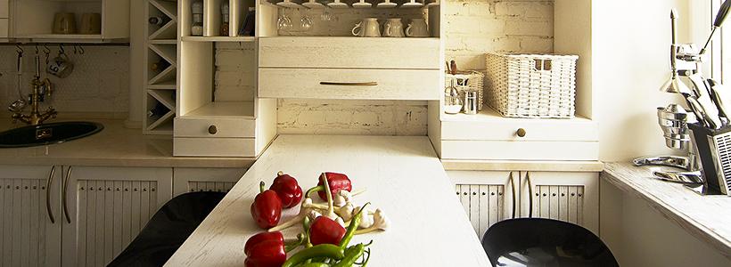 Как обустроить дизайн небольшой кухни 7 кв. м? Советы дизайнеров по планировке и отделке