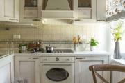 Фото 3 Как обустроить дизайн небольшой кухни 7 кв. м? Советы дизайнеров по планировке и отделке