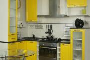 Фото 2 Как обустроить дизайн небольшой кухни 7 кв. м? Советы дизайнеров по планировке и отделке